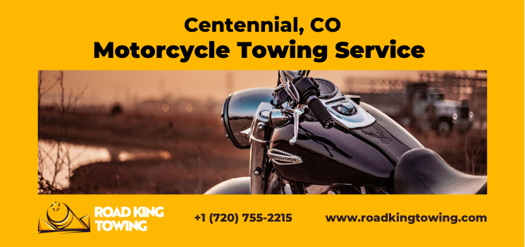 Motorcycle Towing Service Centennial CO