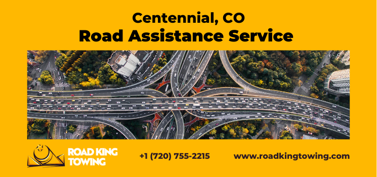 Road Assistance Service Centennial CO