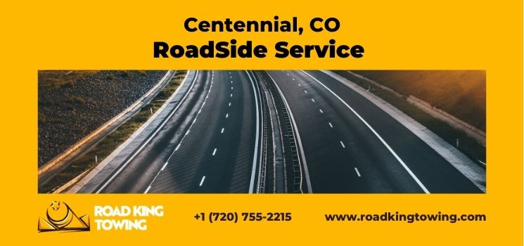 Roadside Service Near Me - Roadside Service Centennial Colorado - Roadking Towing is the best roadside service near your area. Just make a call!