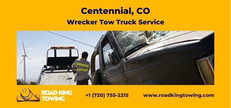Wrecker Tow Truck Service Centennial Co - Best Wrecker Tow Truck Service Company in Centennial Colorado